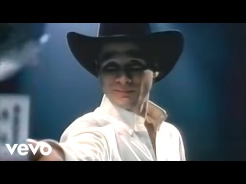 Clint Black - A Good Run Of Bad Luck (Official Video)