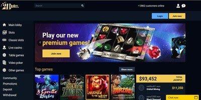 21dukes casino weekly 100k tournament