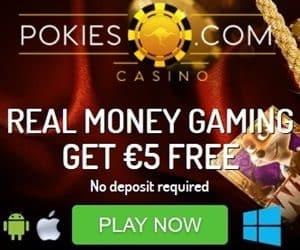 Pokies.com No Deposit Bonus