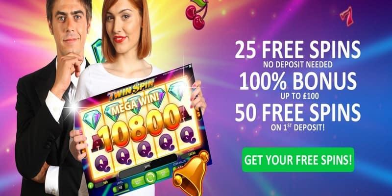 Hello Casino Free Spins No Deposit Bonus