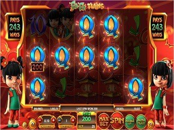 Spiele Fa-Fa Twins - Video Slots Online