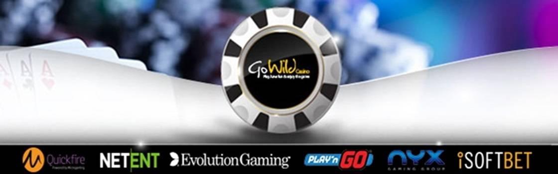 GoWild Casino New Platform