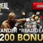 Real Deal Bet Welcome Bonus