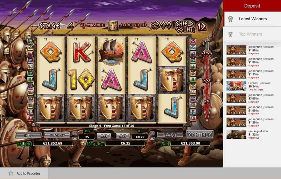 Casino Big Win €31,563.00
