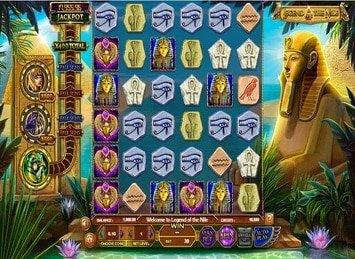 Legend of the Nile Slot