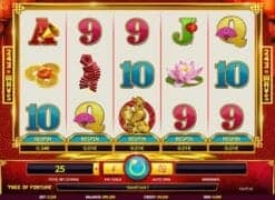 Tree of Fortune Slot Play