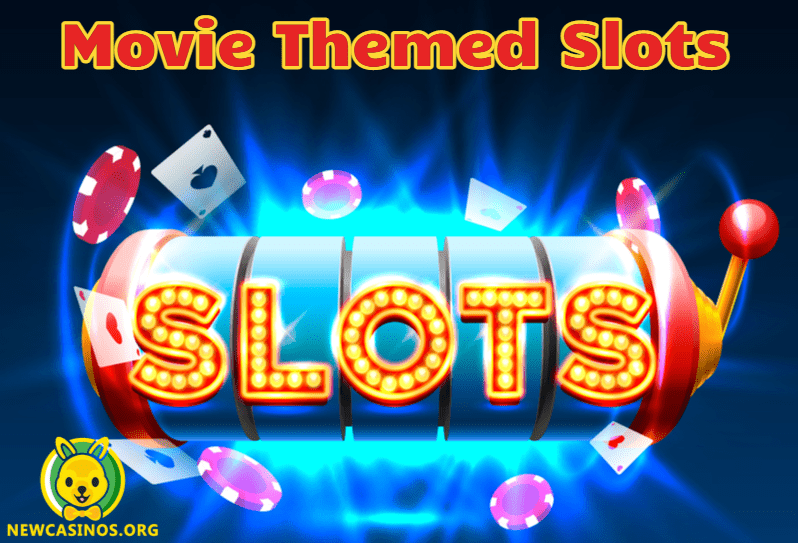 Top Movie Themed Slot Games