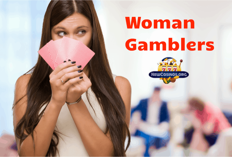 Facts and Stats about Woman Gamblers