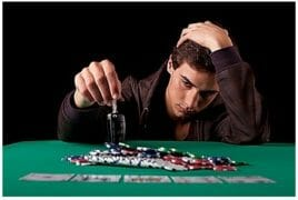 Rookie Gambling Mistakes