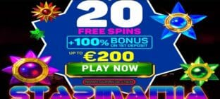 Argo Casino 20 Free Spins