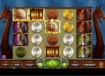 Vikings Go Wild Free Spins