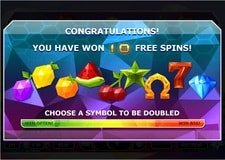 Doubles Free Spins