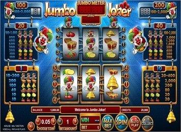 Jumbo Joker Slot Game