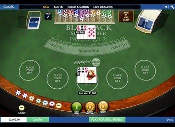 Busted on Blackjack Surrender