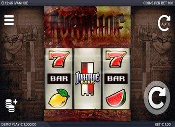 Ivanhoe 777 Jackpot