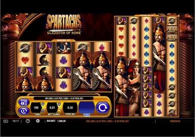 Spartacus: Gladiator of Rome Slot