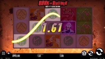 Bork The Berzerker Hack 'N' Slash Edition Win