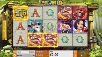 Dwarfs Gone Wild Win