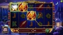 The Golden Owl Of Athena Wild Win