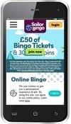 Sailor Bingo Mobile Casino