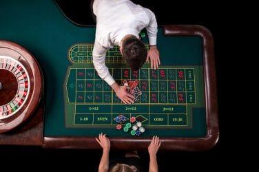 Bet-stacking Roulette Strategies