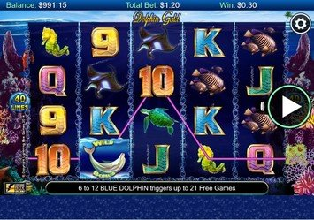 Dolphin Slot Game