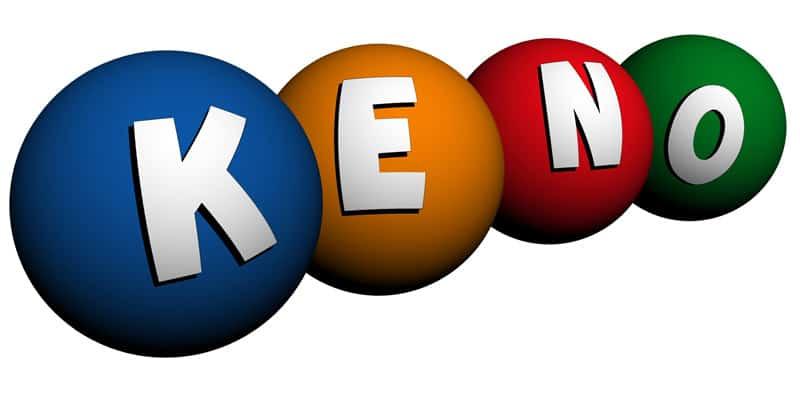 Keno Strategies Tips