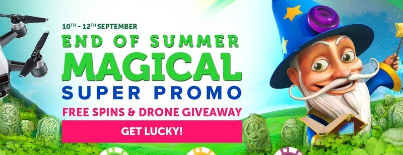 End of the Summer Promo