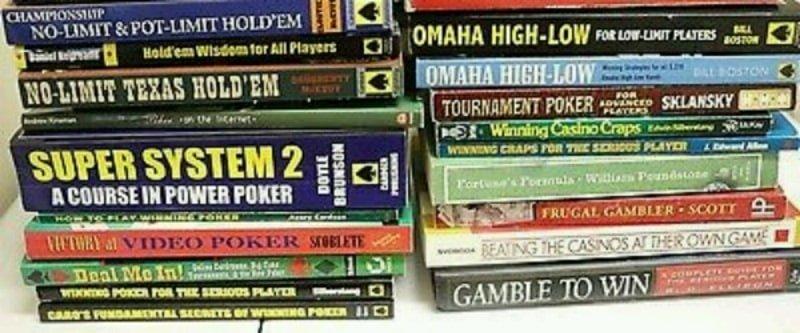 Books about gambling