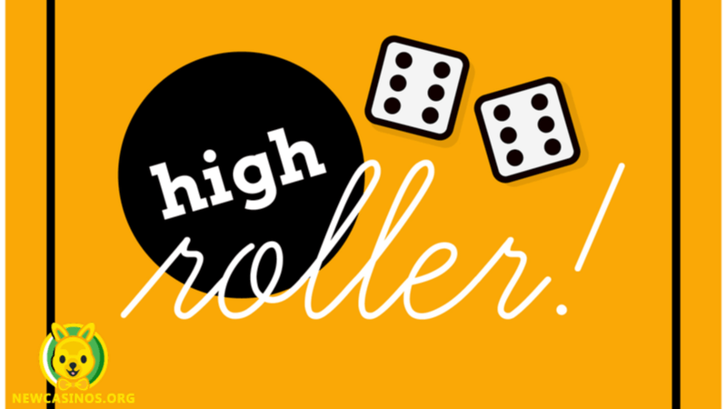 The Top 5 Benefits of Being a High-Roller