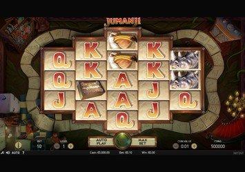 Jumanji Slot Game