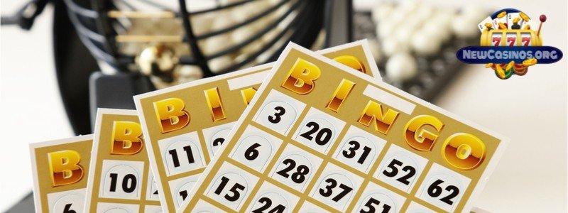 Trype of Bingo Games