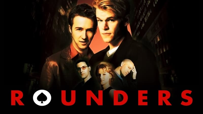 Rounders - Best Gambling Movies