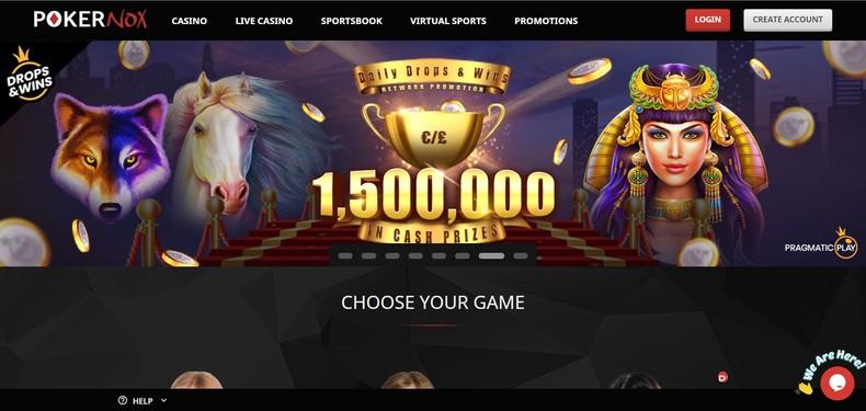 PokerNox Casino & Sportsbook