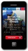 Bet USRacing Mobile Casino