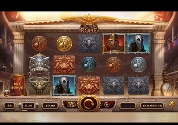 Champion of Rome Slot Game