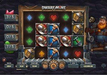 Dwarf Mine by Yggdrasil