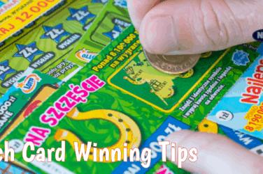 Scratch Card Tips