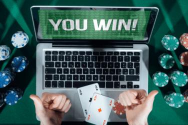 Casino Table Game Big Winner