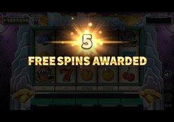 Niagara Falls Slot - Free Spins