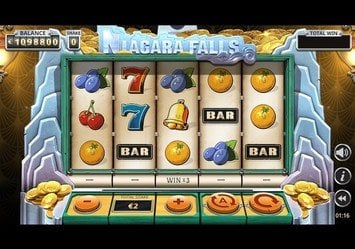 Niagara Falls Slot Game