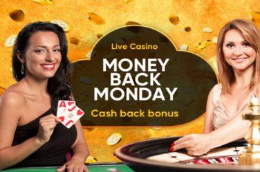 Money Back Monday Bonus
