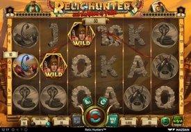 Relic Hunters Wild Symbols