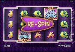 Rockabilly Wolves Re-Spin Bonus