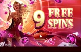 Free Spins with Multipliers & Sticky Wild Reels