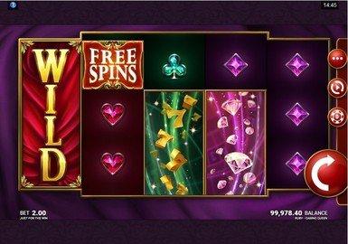 Ruby Casinos Ruby Slot