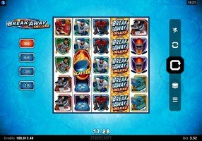 Break Away Deluxe Slot - Super Stacked Wilds