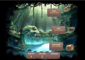 Jackpot Raiders Slot Treasure Hunt Bonus