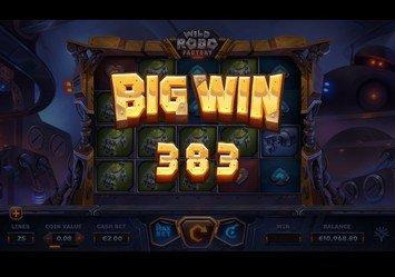 Wild Robo Big Win