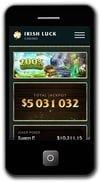 Irish Luck Mobile Casino